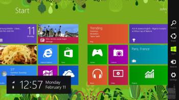 The Windows 8 UI - Microsoft Surface Pro vs Apple iPad 4