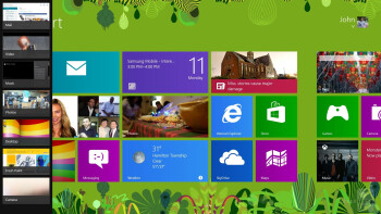 The Windows 8 UI - Microsoft Surface Pro Review