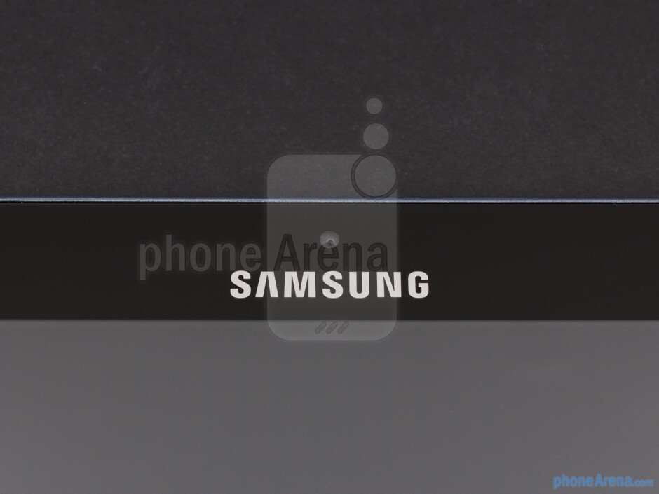 Front camera - Samsung ATIV Smart PC Review