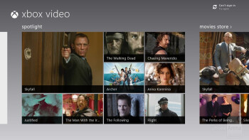 Multimedia on the Samsung ATIV Smart PC - Samsung ATIV Smart PC Review