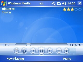 Now Playing - i-mate JAQ3 Review