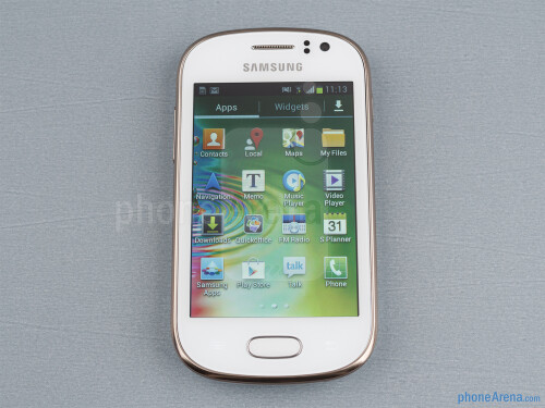Samsung Galaxy Fame Preview