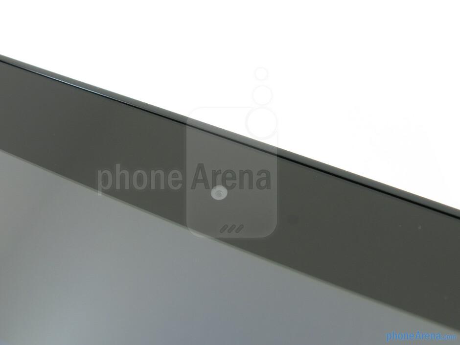 Front camera - Asus VivoTab Smart Review