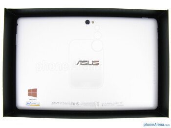 Back - The sides of the Asus VivoTab Smart - Asus VivoTab Smart Review