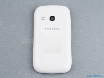 Back - Samsung Galaxy Young Duos Preview