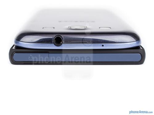Sony Xperia Z vs Samsung Galaxy S III