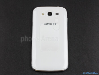 Back - Samsung Galaxy Grand Duos Review