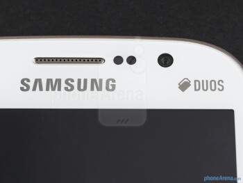 Front camera - Samsung Galaxy Grand Duos Review
