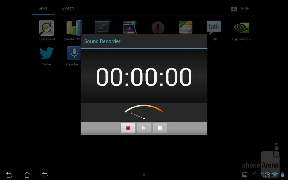 Organizer apps - Asus MeMO Pad Smart 10 Review