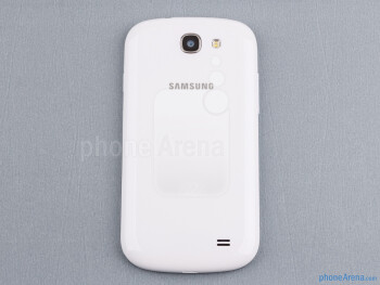 The Samsung Galaxy Express is practical and feels well in the hand - Samsung Galaxy Express Review