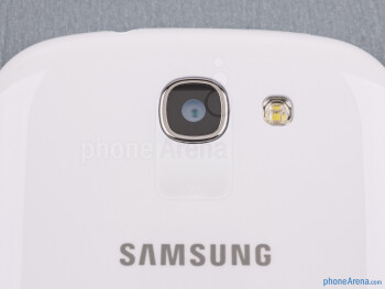 Rear camera - Back - Samsung Galaxy Express Review