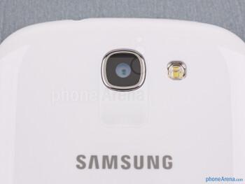 Rear camera - Back - Samsung Galaxy Express Review