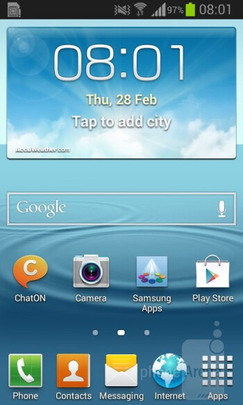 The Samsung Galaxy Express runs on Android 4.1.2 Jelly Bean - Samsung Galaxy Express Review