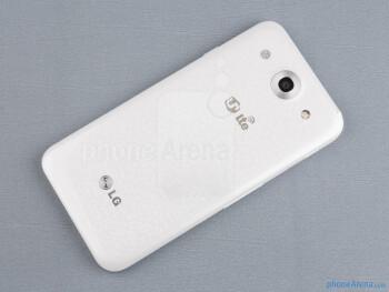 Back - LG Optimus G Pro Review