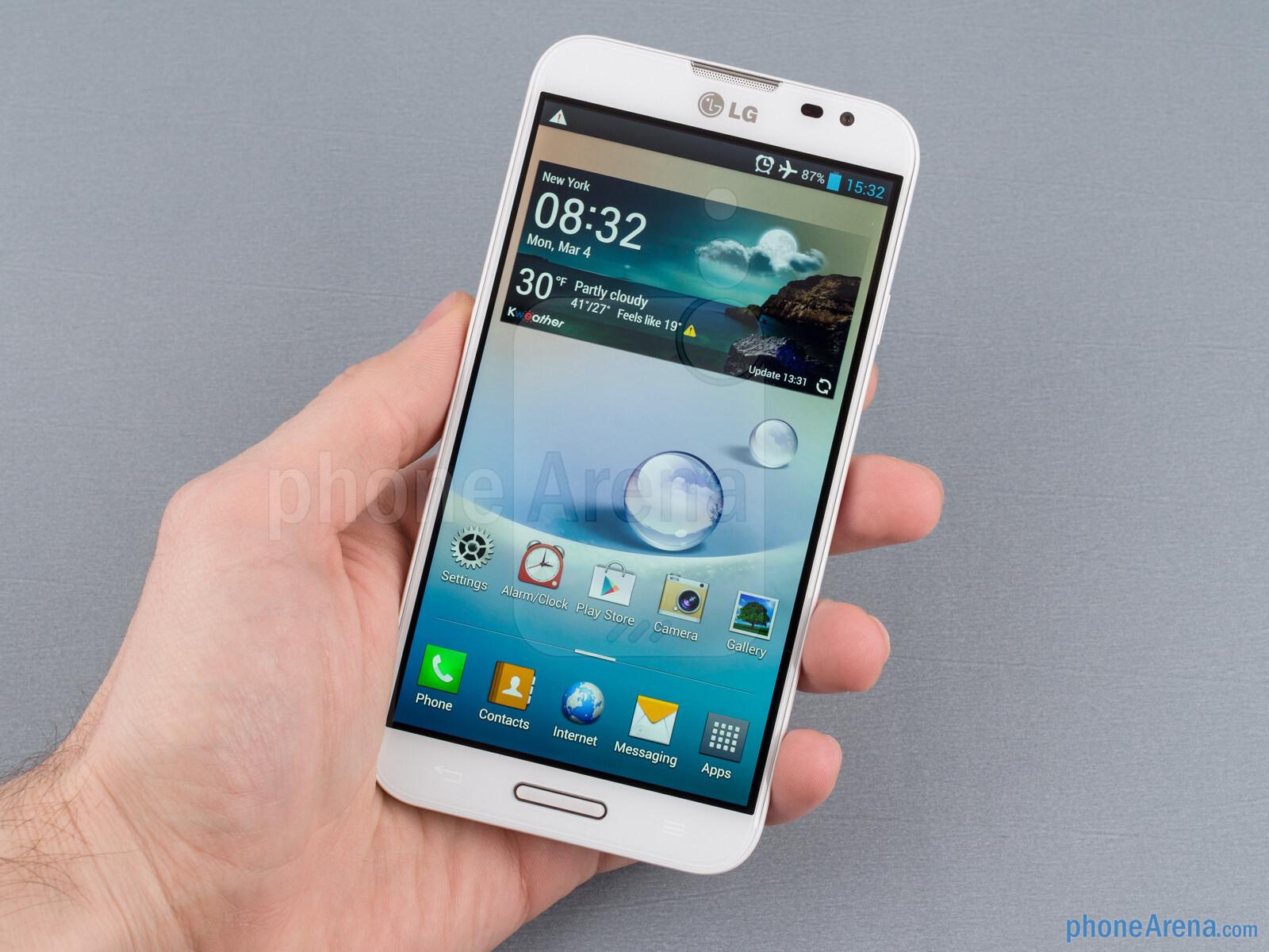 lg optimus g pro review rh phonearena com LG Optimus G Guide LG Optimus G Pro White