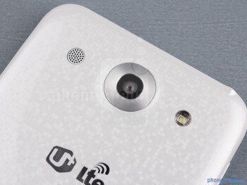 Rear camera - LG Optimus G Pro Review