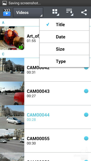 The pictures and video gallery of LG Optimus G Pro - LG Optimus G Pro vs Samsung Galaxy Note II
