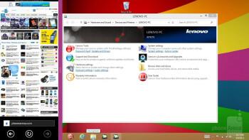 The Lenovo ThinkPad Tablet 2 sports the regular Windows 8 interface - Lenovo ThinkPad Tablet 2 Review