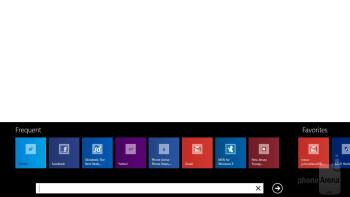 Browsing is handled by Internet Explorer - Lenovo ThinkPad Tablet 2 Review