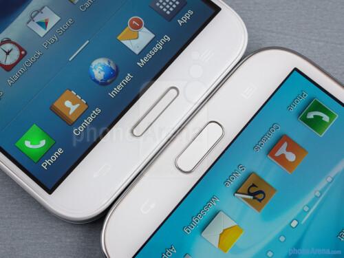 LG Optimus G Pro vs Samsung Galaxy Note II