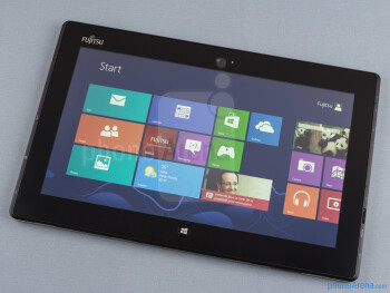 Front - Fujitsu Stylistic Review
