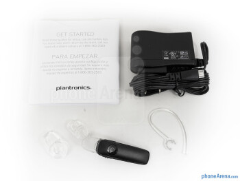 Box and contents - Plantronics Marque 2 Review