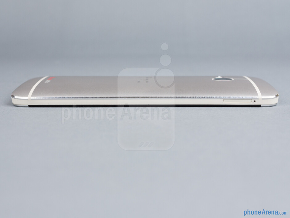 Left - HTC One Review