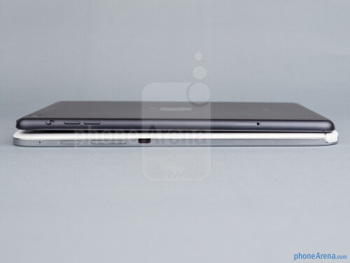 Samsung Galaxy Note 8.0 vs Apple iPad mini