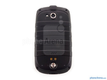 Back - Kyocera Torque Review