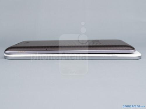 Samsung Galaxy Note 8.0 vs Google Nexus 7