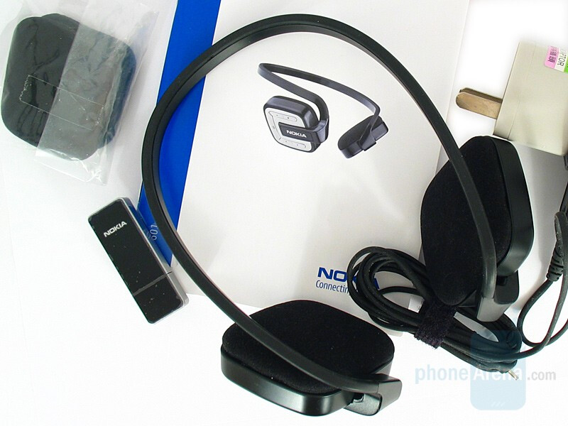 The Box - Nokia BH-601 Stereo Bluetooth Headset Review