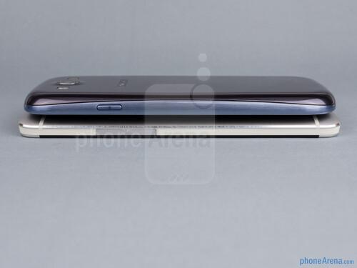 HTC One vs Samsung Galaxy S III