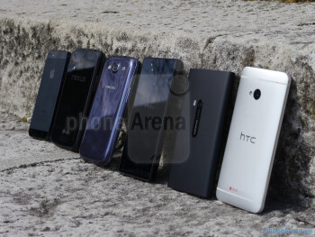 Camera comparison: HTC One vs Nokia Lumia 920 vs Apple iPhone 5 vs Samsung Galaxy S III vs Sony Xperia Z vs Google Nexus 4
