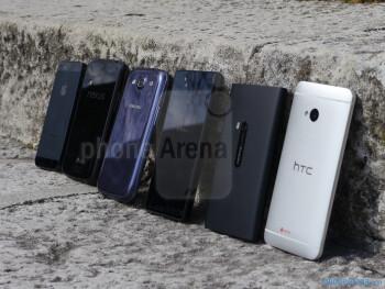 Camera comparison: HTC One vs Nokia Lumia 920 vs Apple iPhone 5 vs Samsung Galaxy S III vs Sony Xperia Z vs Google Nexus 4