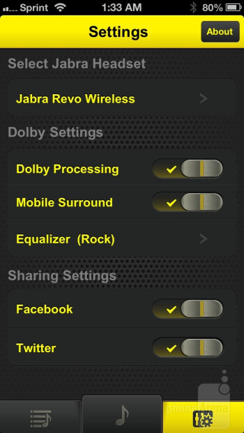 Jabra's exclusive Sound app - Jabra Revo Wireless Review