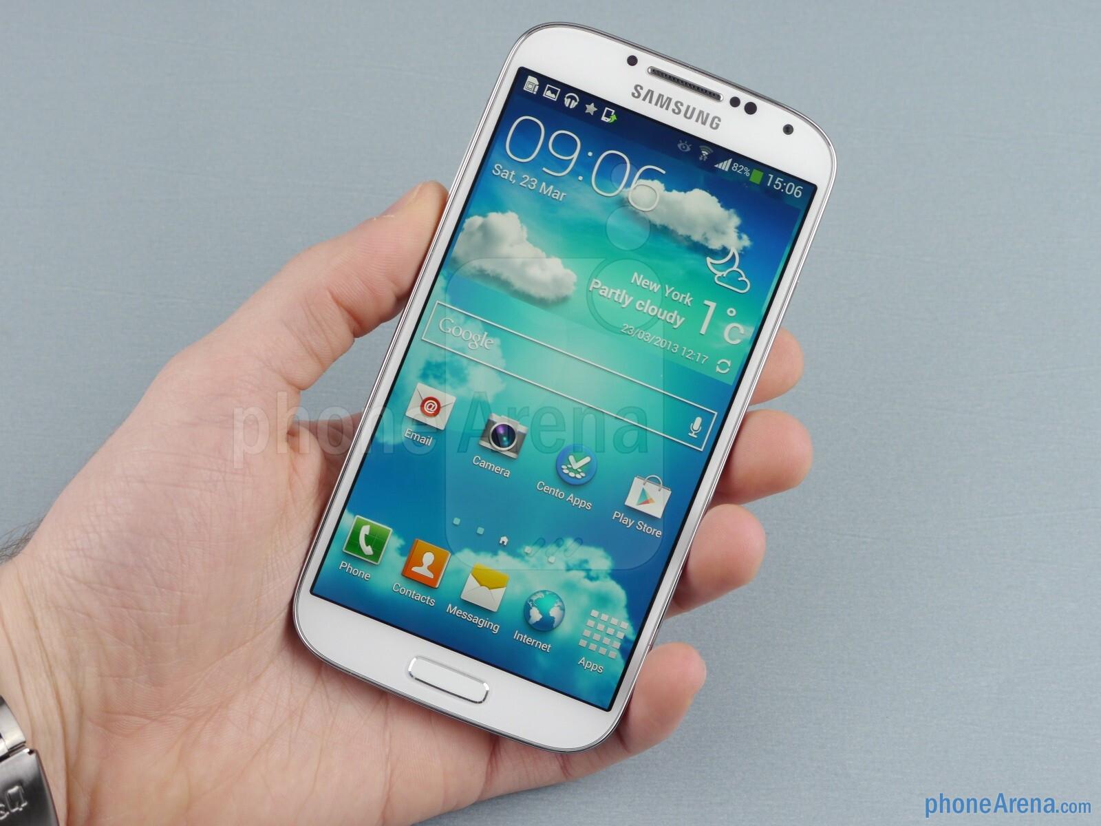 Samsung Galaxy S4 Review - PhoneArena