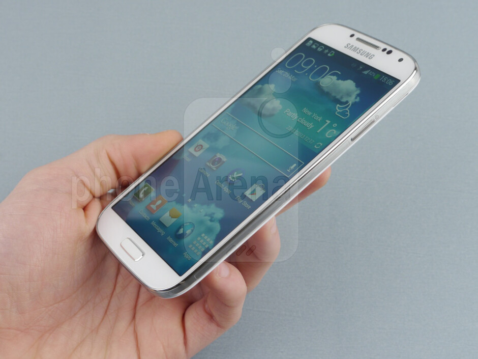 Samsung Galaxy S4 is a true engineering achievement - it has a bigger display than its predecessor, yet its overall dimensions are smaller. - Samsung Galaxy S4 Review