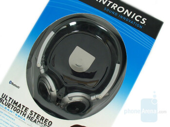 Plantronics 590A Stereo Bluetooth Headset Review
