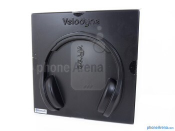 Box and contents - Velodyne vFree Review
