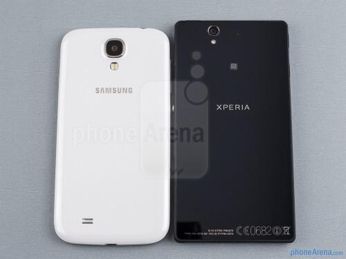 Samsung Galaxy S4 vs Sony Xperia Z