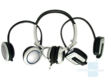 Jabra BT620s, Plantronics 590A, Nokia BH-601 - Plantronics 590A Stereo Bluetooth Headset Review