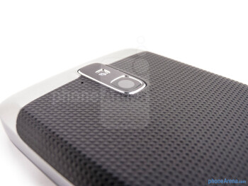 Rear camera - The sides of the Sprint Force - Sprint Force Review
