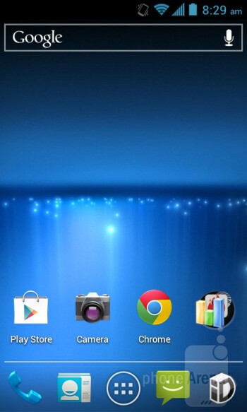 The Sprint Force runs Android 4.0.4 at its base, and is a Sprint ID device  - Sprint Force Review