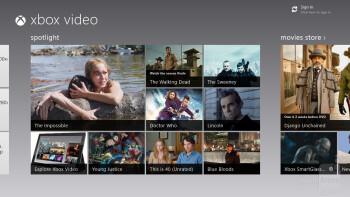 Multimedia players of the Lenovo IdeaTab Lynx - Lenovo IdeaTab Lynx Review