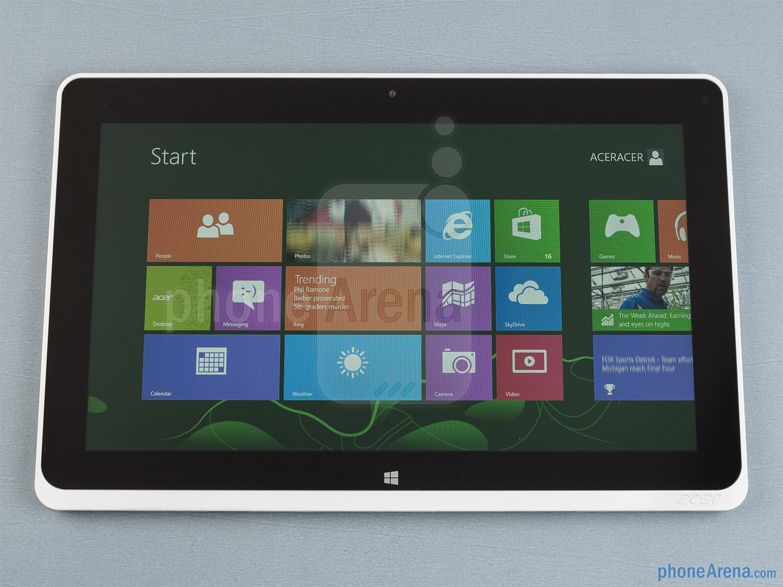 acer iconia w511 review rh phonearena com Acer Tablet Charger Tablet Cases