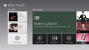 Xbox Music - Acer Iconia W511 Review