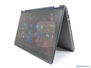 The keyboard of the Lenovo IdeaPad Yoga 11 - Lenovo IdeaPad Yoga 11 Review