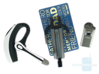 Plantronics 510, Nokia BH-900 and BH-800 - Nokia BH-900 Bluetooth Headset Review