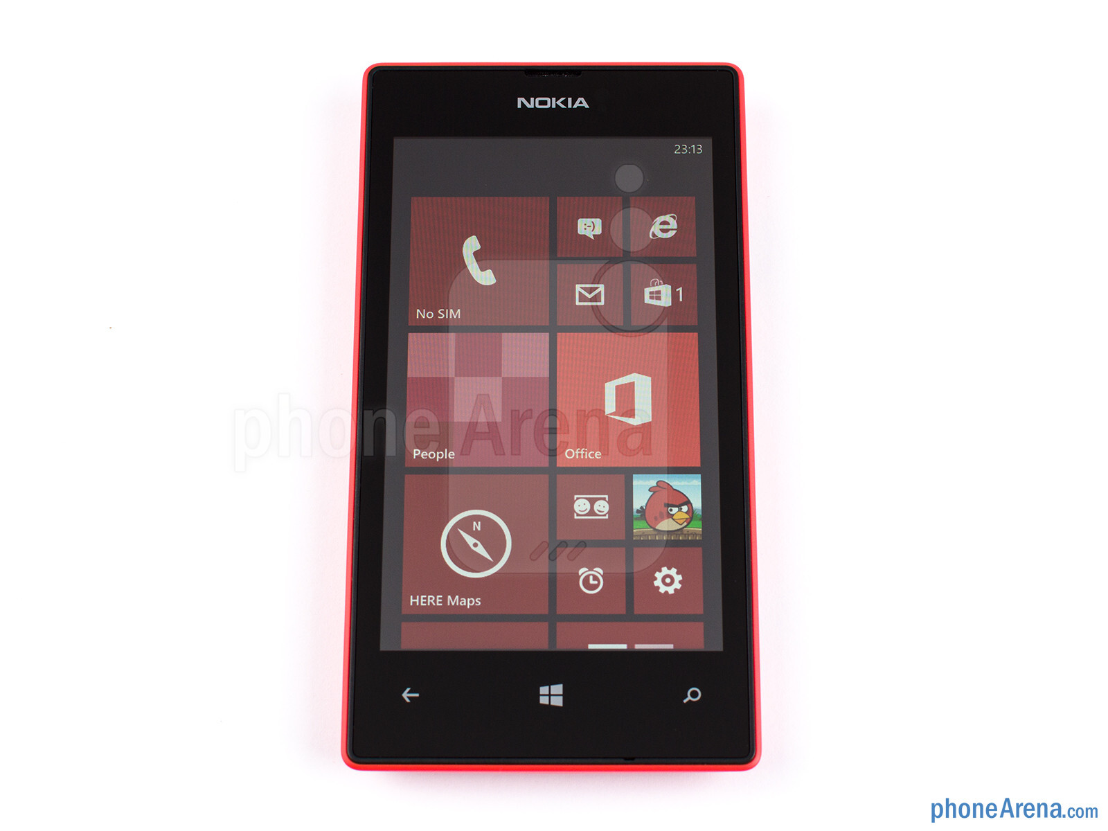 how to open sd card in nokia lumia 520
