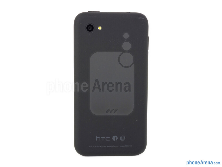 Back - HTC First Review